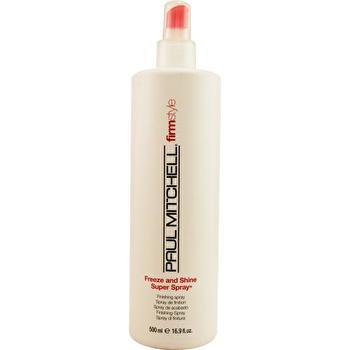 Paul Mitchell Firm Style Freeze and Shine Super Spray (Finishing Spray) 500ml/16.9oz-Haircare-Cherry Birch