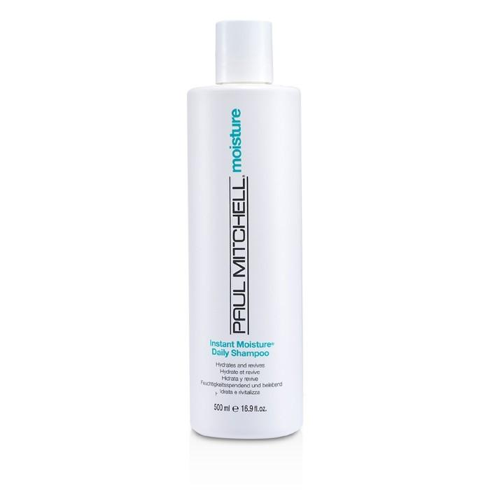 Paul Mitchell Moisture Instant Moisture Daily Shampoo (Hydrates and Revives) 500ml/16.9oz-Haircare-Cherry Birch