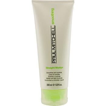 Paul Mitchell Smoothing Straight Works (Smoothes and Controls) 200ml/6.8oz-Haircare-Cherry Birch