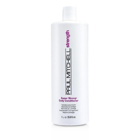 Paul Mitchell Strength Super Strong Daily Conditioner (Rebuilds and Protects) 1000ml/33.8oz-Haircare-Cherry Birch