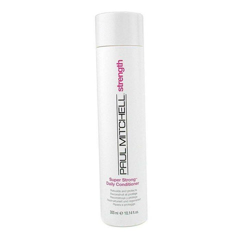 Paul Mitchell Strength Super Strong Daily Conditioner (Rebuilds and Protects) 300ml/10.14oz-Haircare-Cherry Birch