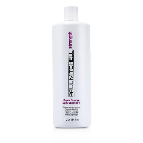 Paul Mitchell Strength Super Strong Daily Shampoo (Strengthens and Protects) 1000ml/33.8oz-Haircare-Cherry Birch