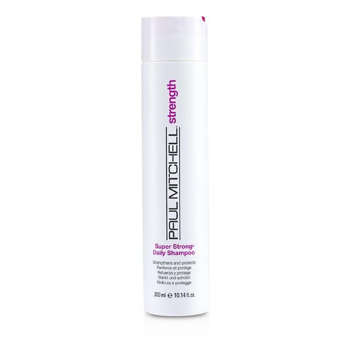 Paul Mitchell Strength Super Strong Daily Shampoo (Strengthens and Protects) 300ml/10.14oz-Haircare-Cherry Birch