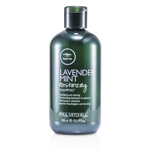 Paul Mitchell Tea Tree Lavender Mint Moisturizing Shampoo (Hydrating and Calming) 300ml/10.14oz-Haircare-Cherry Birch