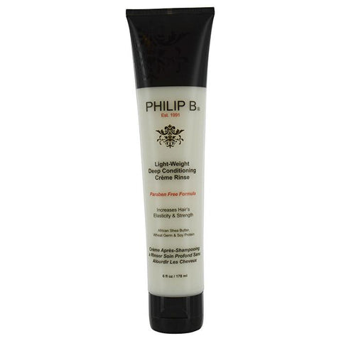 Philip B Light-Weight Deep Conditioning Creme Rinse (Paraben Free Formula) 178ml/6oz-Haircare-Cherry Birch