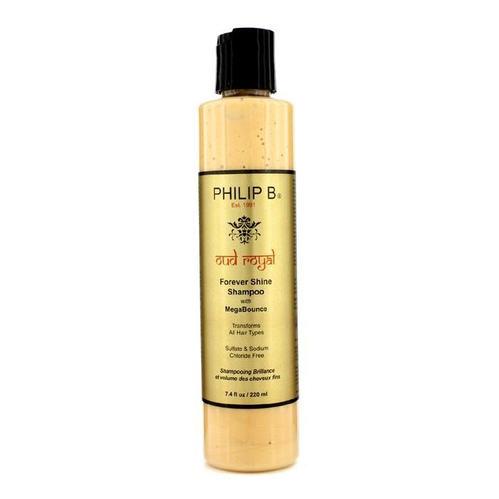 Philip B Oud Royal Forever Shine Shampoo with MegaBounce 220ml/7.4oz-Haircare-Cherry Birch