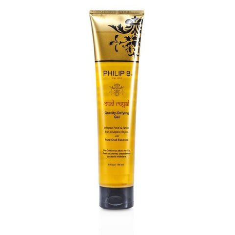 Philip B Oud Royal Gravity-Defying Gel 178ml/6oz-Haircare-Cherry Birch