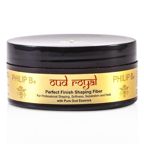 Philip B Oud Royal Perfect Finish Shaping Fiber 60g/2oz-Haircare-Cherry Birch