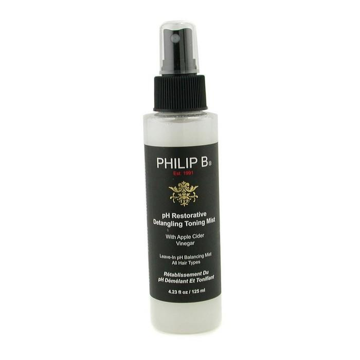 Philip B pH Restorative Detangling Toning Mist (For All Hair Types) 125ml/4.23oz-Haircare-Cherry Birch