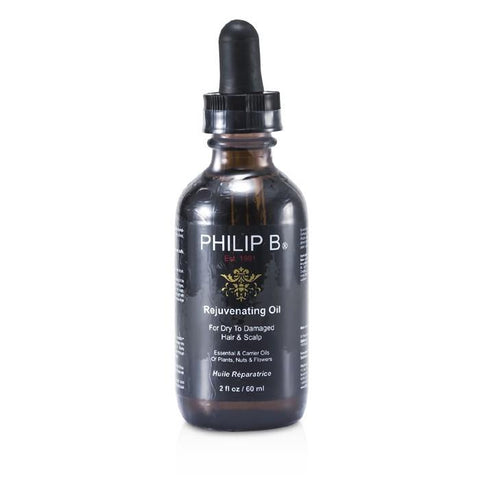 Philip B Rejuvenating Oil (For Dry To Damaged Hair & Scalp) 60ml/2oz-Haircare-Cherry Birch