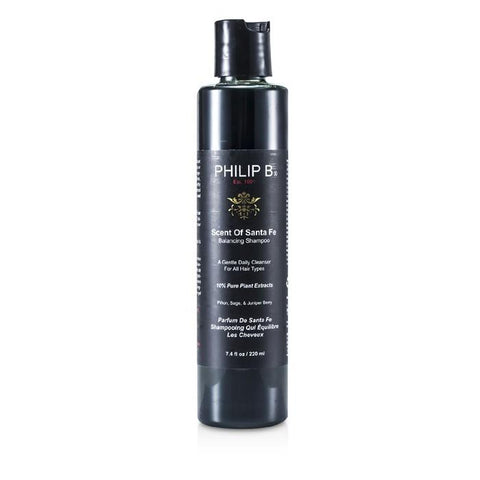 Philip B Scent of Santa Fe Balancing Shampoo (For All Hair Types) 220ml/7.4oz-Haircare-Cherry Birch