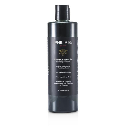 Philip B Scent of Santa Fe Balancing Shampoo (For All Hair Types) 350ml/11.8oz-Haircare-Cherry Birch