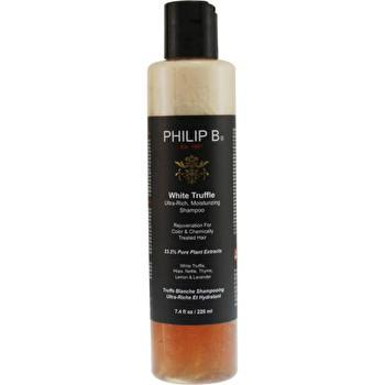 Philip B White Truffle Ultra-Rich, Moisturizing Shampoo (For Color & Chemically Treated Hair) 220ml/7.4oz-Haircare-Cherry Birch
