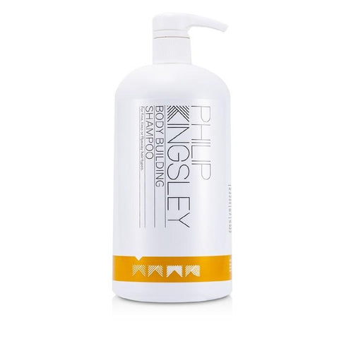 Philip Kingsley Body Building Shampoo (For Fine, Limp or Flyaway Hair Types) 1000ml/33.8oz-Haircare-Cherry Birch