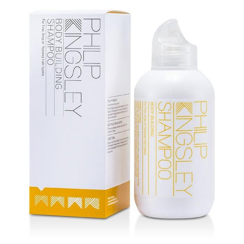 Philip Kingsley Body Building Shampoo (For Fine, Limp or Flyaway Hair Types) 250ml/8.45oz-Haircare-Cherry Birch