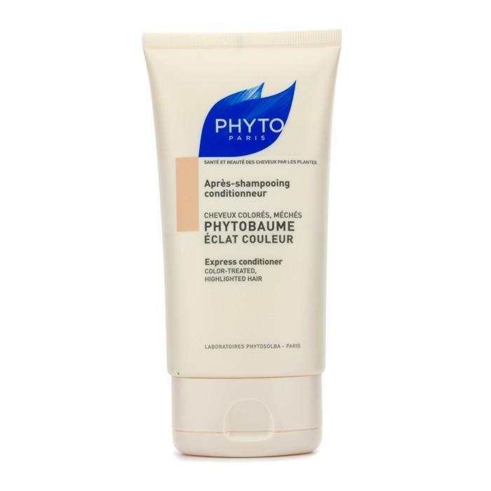 PhytoBaume Color Protect Express Conditioner (For Color-Treated, Highlighted Hair) 150ml/5oz-Haircare-Cherry Birch