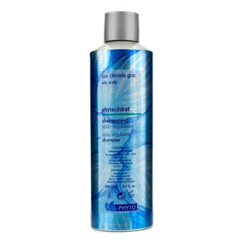 Phytocedrat Purifying Treatment Shampoo (For Oily Scalp) 200ml/6.7oz-Haircare-Cherry Birch