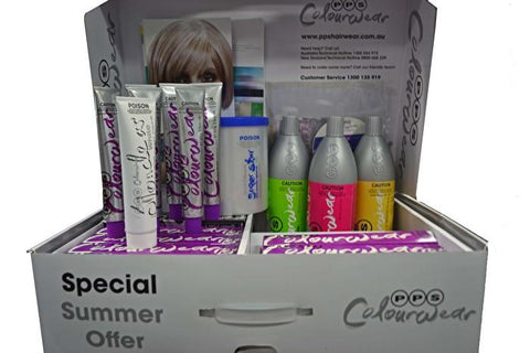 PPS Colourwear Summer Tints-Haircare-Cherry Birch