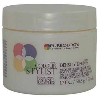 Pureology Colour Stylist Density Definer Wax 50ml-Haircare-Cherry Birch