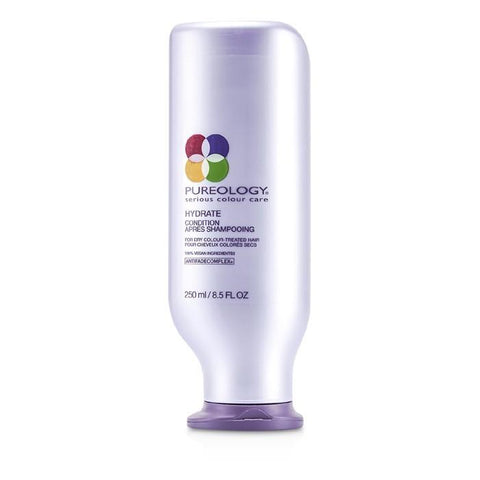 Pureology Hydrate Condition (For Dry Colour-Treated Hair) 250ml/8.5oz-Haircare-Cherry Birch