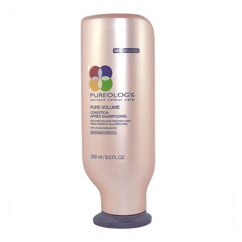 Pureology Pure Volume Condition (For Fine Colour-Treated Hair) 250ml/8.5oz-Haircare-Cherry Birch