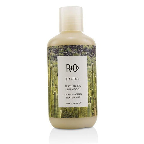 R+Co Cactus Texturizing Shampoo 177ml/6oz-Haircare-Cherry Birch