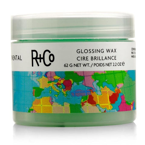 R+Co Continental Glossing Wax 62g/2.2oz-Haircare-Cherry Birch