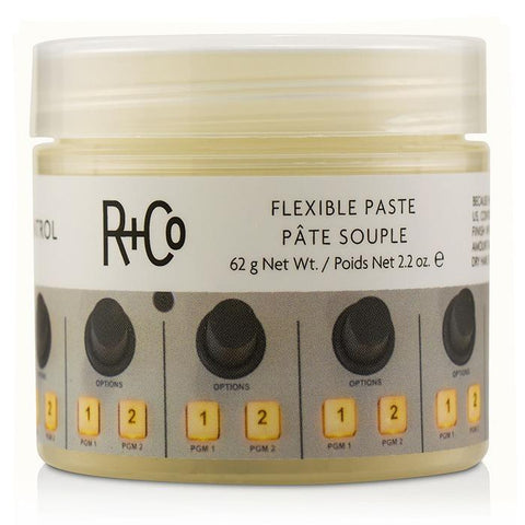 R+Co Control Flexible Paste 62g/2.2oz-Haircare-Cherry Birch