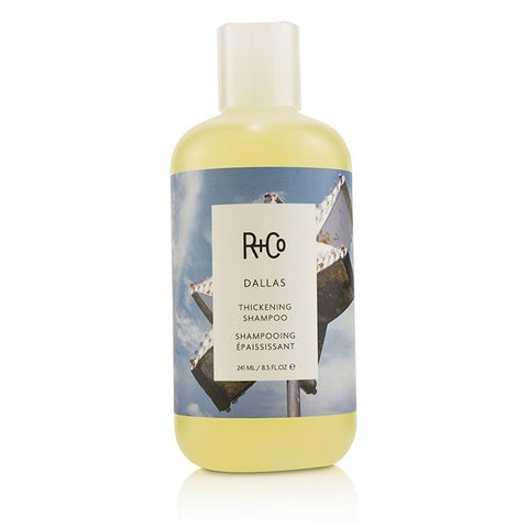 R+Co Dallas Thickening Shampoo 241ml/8.5oz-Haircare-Cherry Birch