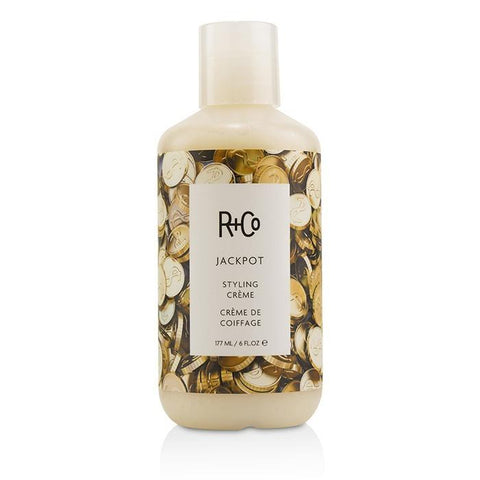 R+Co Jackpot Styling Cream 177ml/6oz-Haircare-Cherry Birch