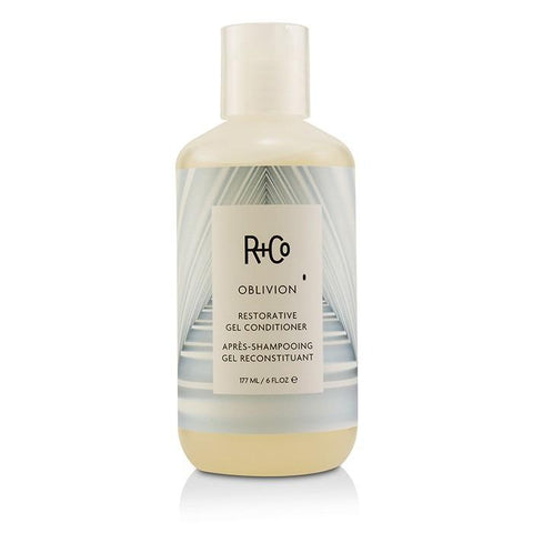 R+Co Oblivion Restorative Gel Conditioner 177ml/6oz-Haircare-Cherry Birch