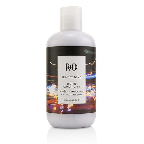 R+Co Sunset Blvd Blonde Conditioner 241ml/8.5oz-Haircare-Cherry Birch