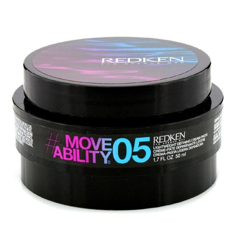 Redken Styling Move Ability 05 Lightweight Defining Cream-Paste 50ml/1.7oz-Haircare-Cherry Birch