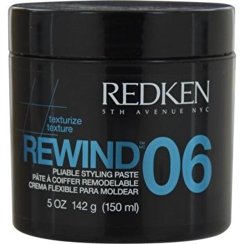 Redken Styling Rewind 06 Pliable Styling Paste 150ml/5oz-Haircare-Cherry Birch
