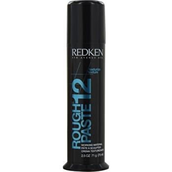 Redken Styling Rough Paste 12 Working Material (Medium Control) 75ml/2.5oz-Haircare-Cherry Birch