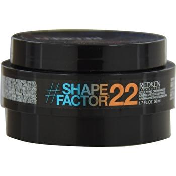 Redken Styling Shape Factor 22 Sculpting Cream-Paste 50ml/1.7oz-Haircare-Cherry Birch