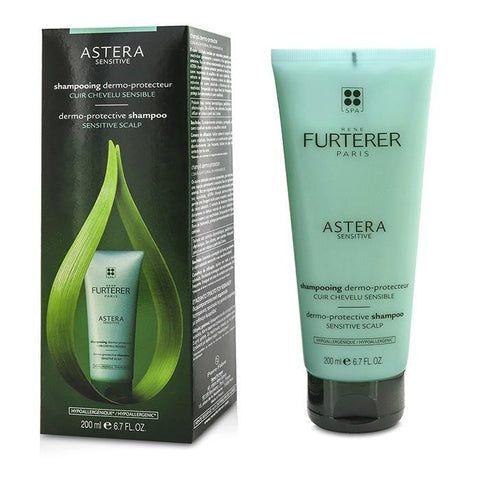 Rene Furterer Astera Senstive Dermo-Protective Shampoo (Sensitive Scalp) 200ml/6.7oz-Haircare-Cherry Birch