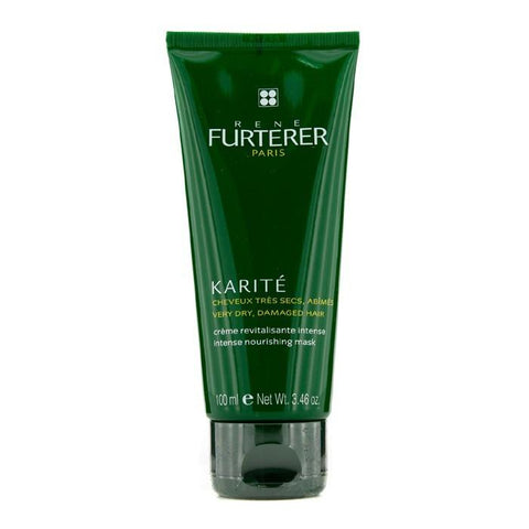 Rene Furterer Karite Nourishing Ritual Intense Nourishing Mask - Very Dry, Damaged Hair (Tube) 100ml/3.4oz-Haircare-Cherry Birch