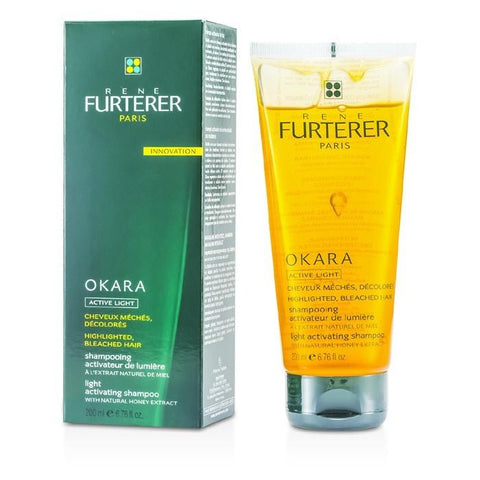 Rene Furterer Okara Light Activating Shampoo (For Highlighted, Bleached Hair) 200ml/6.76oz-Haircare-Cherry Birch