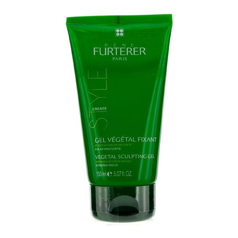 Rene Furterer Vegetal Style Create Vegetal Sculpting Gel (Strong Hold) 150ml/5oz-Haircare-Cherry Birch