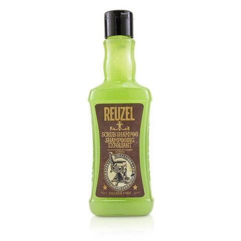 Reuzel Scrub Shampoo 350ml/11.83oz-Haircare-Cherry Birch