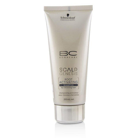 Schwarzkopf BC Scalp Genesis Root Activating Shampoo (For Thinning Hair) 200ml/6.7oz-Haircare-Cherry Birch