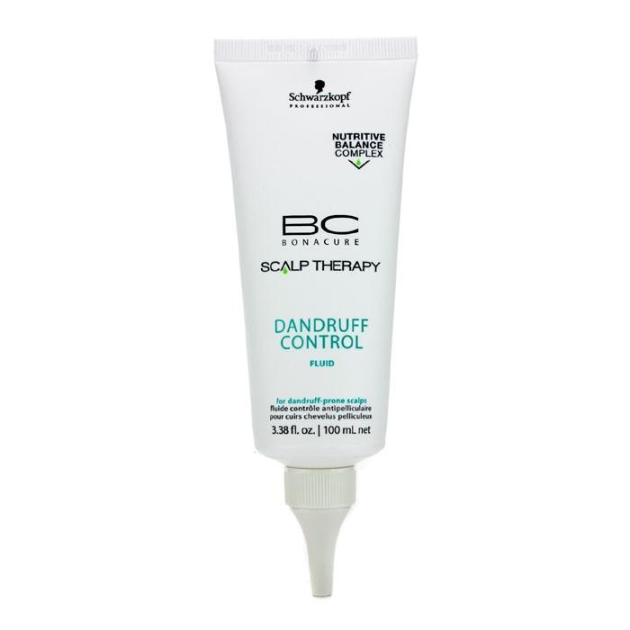 Schwarzkopf BC Scalp Therapy Dandruff Control Fluid (For Dandruff-Prone Scalps) 100ml/3.38oz-Haircare-Cherry Birch