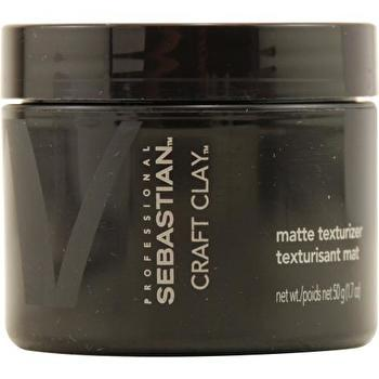 Sebastian Craft Clay Remoldable Matte Texturizer 52ml/1.7oz-Haircare-Cherry Birch