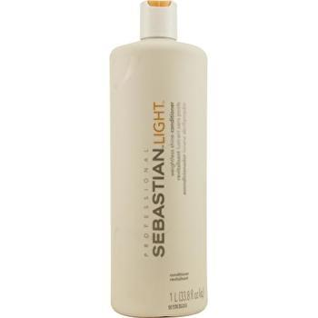 Sebastian Light Weightless Shine Conditioner 1000ml/33.8oz-Haircare-Cherry Birch