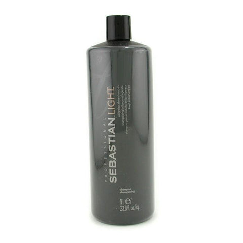 Sebastian Light Weightless Shine Shampoo 1000ml/33.8oz-Haircare-Cherry Birch