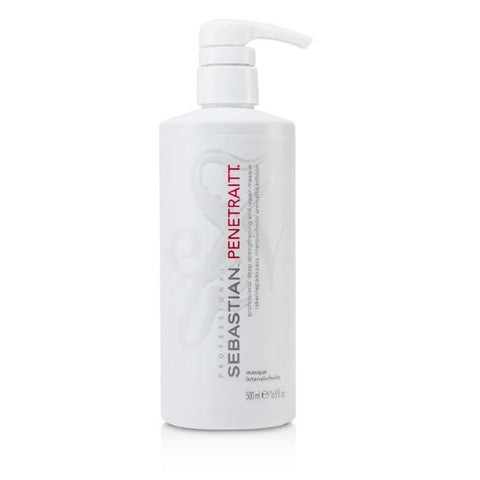 Sebastian Penetraitt Deep Strengthening and Repair-Masque 500ml/16.9oz-Haircare-Cherry Birch