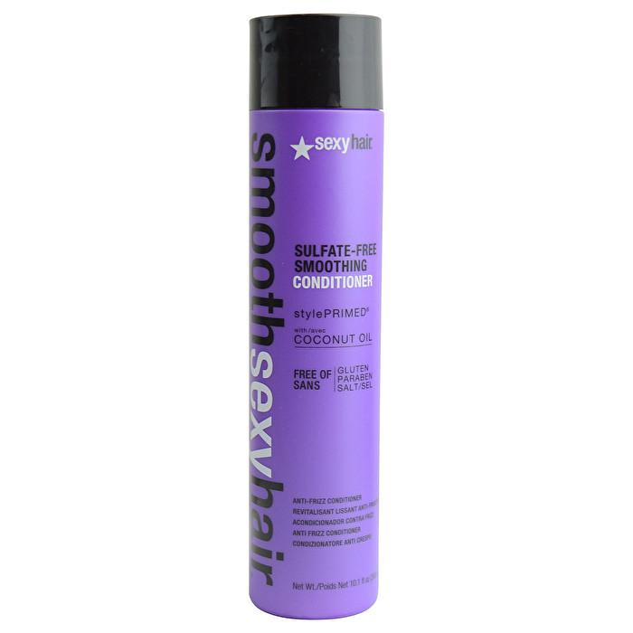 Sexy Hair Concepts Smooth Sexy Hair Sulfate-Free Smoothing Conditioner (Anti-Frizz) 300ml/10.1oz-Haircare-Cherry Birch