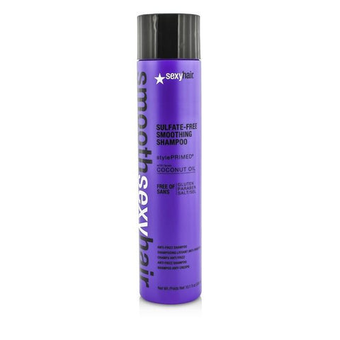 Sexy Hair Concepts Smooth Sexy Hair Sulfate-Free Smoothing Shampoo (Anti-Frizz) 300ml/10.1oz-Haircare-Cherry Birch