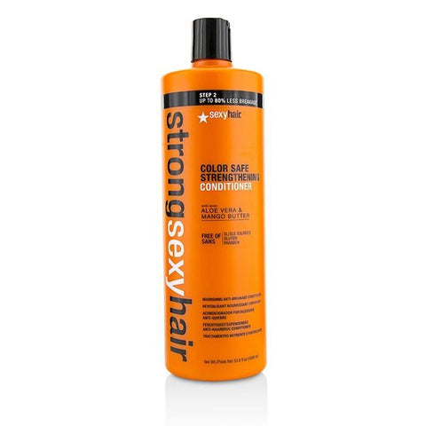 Sexy Hair Concepts Strong Sexy Hair Strengthening Nourishing Anti-Breakage Conditioner 1000ml/33.8oz-Haircare-Cherry Birch
